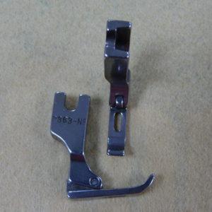 Лапка для молнии P363-NF (узкая, без прорези)