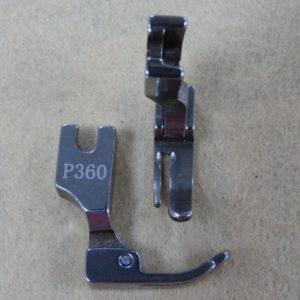 Лапка для молнии P360