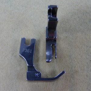 Лапка для молнии P361