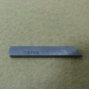 Нож нижний Juki 2516 118460