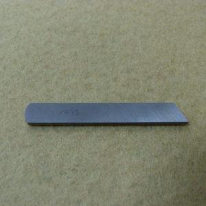 Нож нижний JZ KR35
