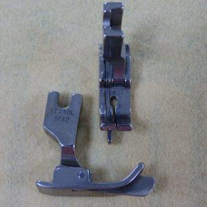 Лапка для отстрочек SP-18L 1/32″ (0,8мм)