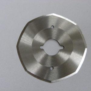 Лезвие дискового ножа YJ-70 HSS 70х16,5х1,0мм YF
