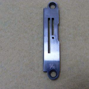 Пластина игольная  Juki DLM-5200 B1190-522-TOO 3/16″