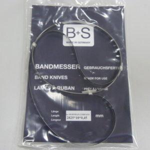 Лезвие ленточное BS 2825х10х0,45мм