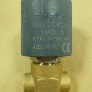 Rotondi Электроклапан водяной C57 1/4″ 3003035