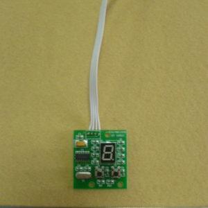 Электроплата экран для серводвигателя