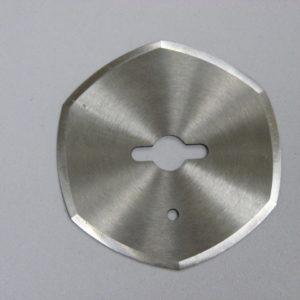 Лезвие дискового ножа YJ-65 HSS 65х10х1,0мм