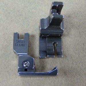 Лапка для отстрочек JZ CL 1/4 6,4мм