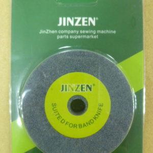 Камень заточной для ленточных машин JZ (65х13,2х8) (зеленый)