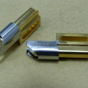 Приспособление AT18C 23мм оконтователь в два сложения для толстых материалов