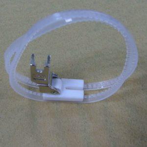 Лапка тефлоновая с кольцом JZ TRF-1