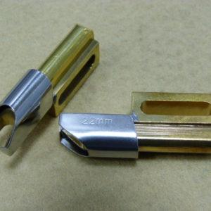 Приспособление JZ AT18C 22мм оконтователь в два сложения для толстых материалов
