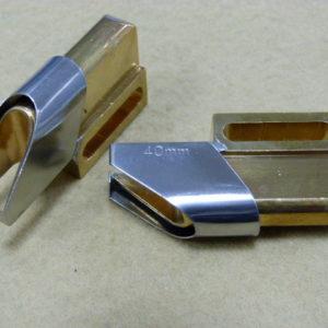 Приспособление JZ AT18C 40мм оконтователь в два сложения для толстых материалов