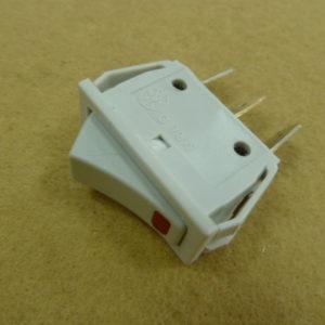 Silter Переключатель узкий с индикатором TY KA 01