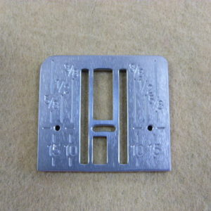 Пластина игольная Janome 601, 603, 605 (металл)
