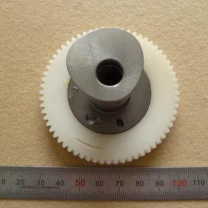Шестерня механизма игловодителя (тефлоновая) Juki 771 805230
