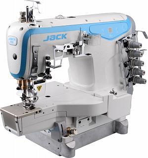 Трикотажная машина Jack K4-UT-01GB (5,6мм) (Голова)