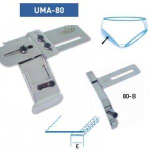 Приспособление UMA — 80 податчик-натяжитель резинки 7мм