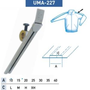 Приспособление UMA — 227 15мм