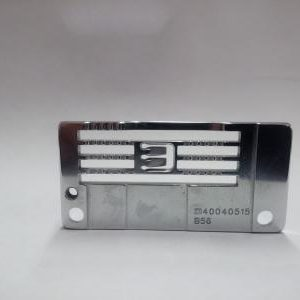 Пластина игольная  Juki MF-7700-U10 400-40515