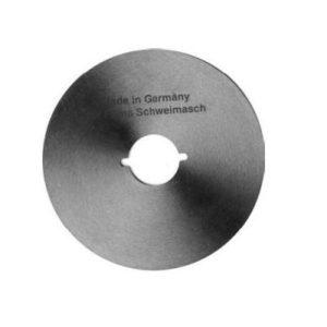 Лезвие дисковое HLO-2 (для отрезной линейки) 80х22х1,1мм