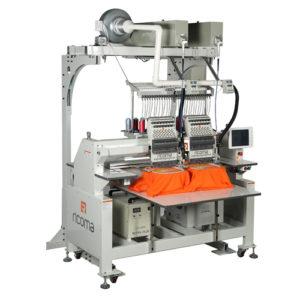 Ricoma CHT-1201W 1-головая 12-игольная вышивальная машина с 10″ сенсорным дисплеем