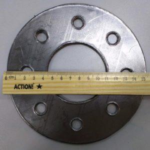 Silter Термопрокладка графитовая внешний d160 мм, внутренний d70 мм SY KGR 150