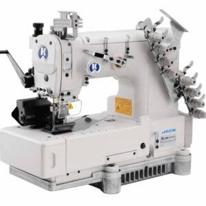 4-игольная швейная машина Jack-8009VCDI-04085P (Голова)