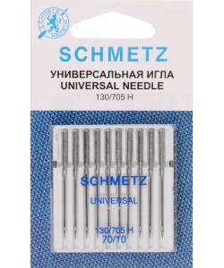 Игла Schmetz 130/705H №70 (10шт/уп)