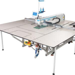 Машина для пришивания деталей по контуру Jack MX-100A-95SS-F11 (комплект)