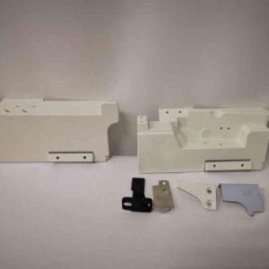 Комплект для установки крышки под платформу с окантователем Jack 8569-01 30112060