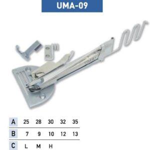 Приспособление UMA — 09 H (28-9 мм)