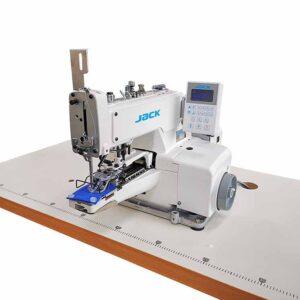 Полуавтомат для пришивания пуговиц Jack-T373E-B(Комплект)