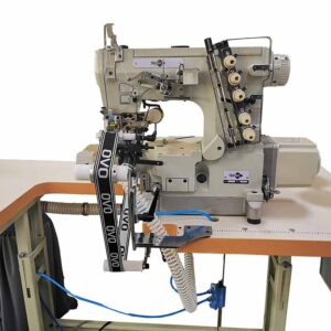 Трикотажная швейная машина TRIO TRI-664ED-33AC*364/FT/RP/UT(Комплект)