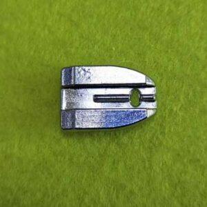Лапка для потайной молнии металл (66008) JZ