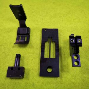 Комплект на двухигольную машину с двойным продвижением без отключения игл LH515 1/4 JZ