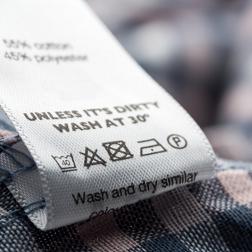 Как правильно пришить этикетку к одежде